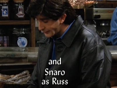 ¿Qué pasó con el actor que interpretó a Russ en Friends?